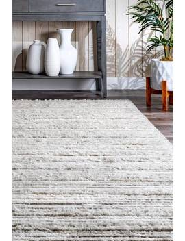 Ridgedale Shaggy Striated Rug by Rugs Usa