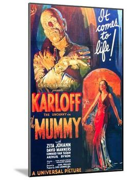 The Mummy, One Sheet Poster, 1932 by All Posters