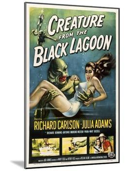 Creature From The Black Lagoon, 1954 by All Posters