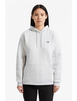Taped Hooded Sweatshirt by Fred Perry