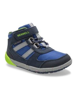 Merrell Bare Steps Ridge Boot by Stride Rite