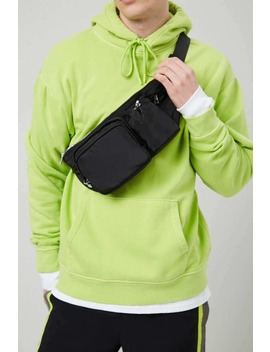 Men Woven Fanny Pack by Forever 21