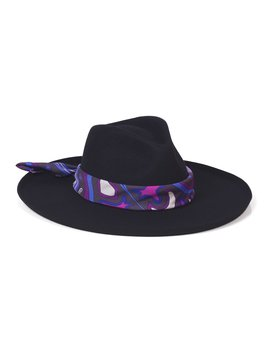 Melodic Fedora   Black by Lack Of Color