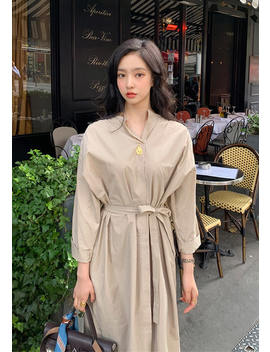 Amie Shirt Dress by Chuu
