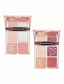 Face Palette Duo: Cherrybomb And Bombshell by Juno & Co.