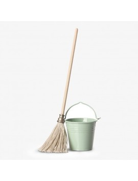 Maileg Bucket & Mop by Abc Home