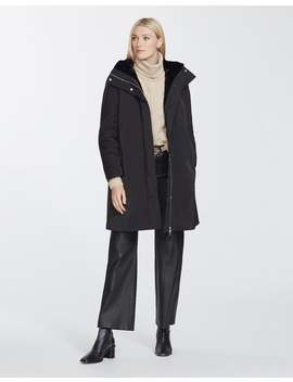 Chic Outerwear Sinclair Coat by Lafayette 148 New York