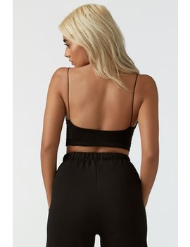 Open Back Cami by Joah Brown