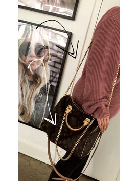 Hrh PrivÉ Mini Bag Chains by Shophrh