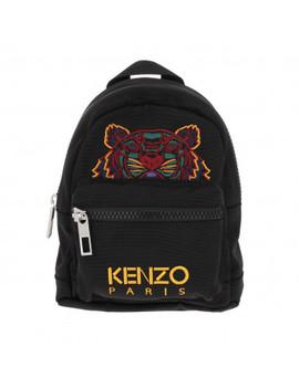 Kanvas Tiger Backpack Black by Kenzo