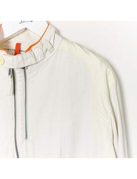 Snoopy Flying Ace Jacket White Medium by True Vintage Clothing