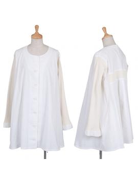 (Sale) Yohji Yamamoto Femme Rib Long Sleeves Shirt by Rakuten Global Market