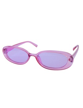 Courtney Purple Sunglasses by Petals And Peacocks