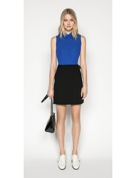 Ring Snap A Line Skirt by Cue