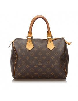 Speedy Handbag by Louis Vuitton