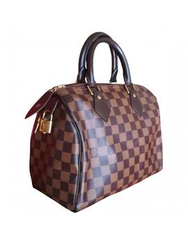 Speedy Cloth Handbag by Louis Vuitton