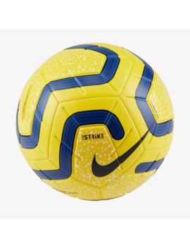 Nike Premier League Strike   Gelb/Blau/Schwarz by Pro Direct Soccer