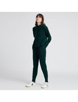 Cashmere Tracksuit Jogger Forest Green by Naadam