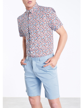 Firetail Short Sleeve Shirt by Marcs