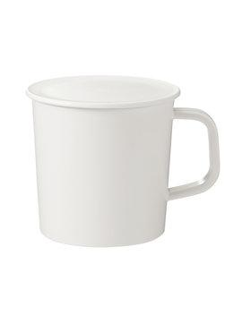 Pp Mug With Lid 270ml by Muji