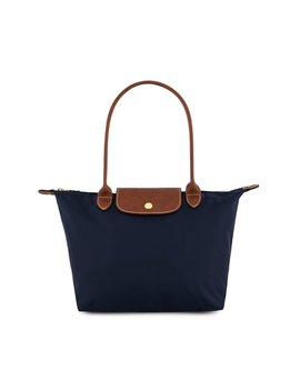 Longchamp Small Le Pliage Tote Bag   Navy by Longchamp