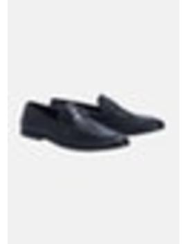 Black Roberto Shoe by Connor