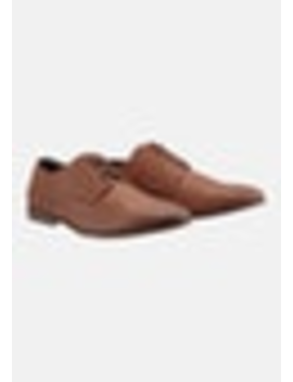 Tan Alfington Shoe by Connor