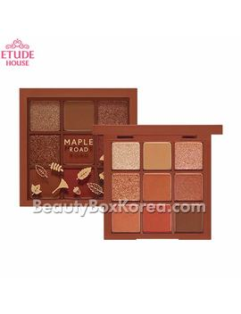 Etude House Play Color Eyes Maple Road 0.9g*9colors [Online Excl.] by Etude House