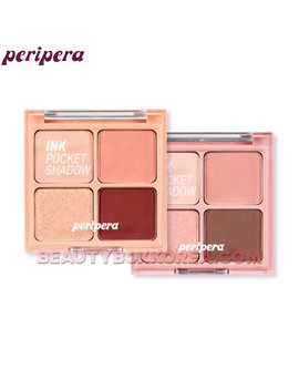 Peripera Ink Pocket Shadow Palette 2g*4colors by Peripera