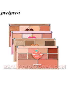 Peripera Ink Fitting Color Palette 1.1g*8+5g*2 by Peripera