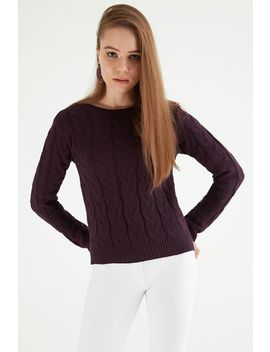 Berry Multi Cable Jumper by Select