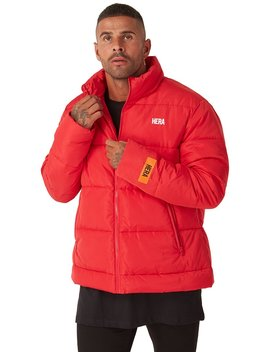 Puffer Jacket   Red by Hera