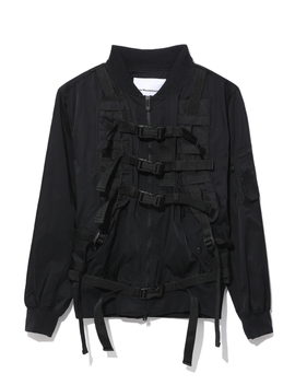 Buckle Jacket by White Mountaineering