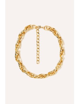 Chain Me Up by Loavies Gold Chain Necklace