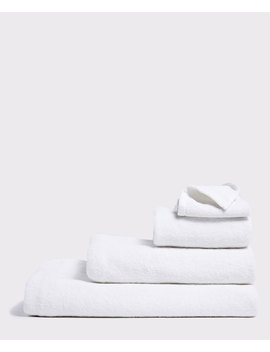 Melange Bath Towels by Pact