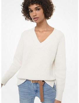 Wool Blend Sweater by Michael Michael Kors