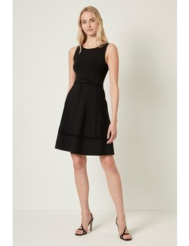 Tia Tobey Fit N Flare Dress by French Connection