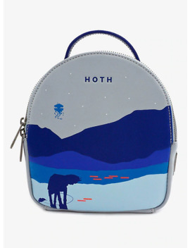 Loungefly Star Wars Hoth Mini Backpack by Her Universe