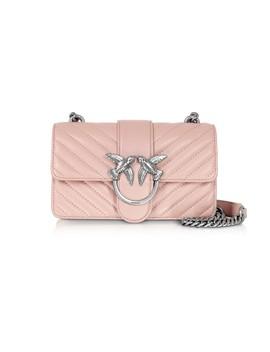 Mini Love Mix Crossbody Bag by Pinko