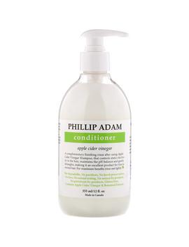 Phillip Adam, Conditioner, Apple Cider Vinegar, 12 Fl Oz (355 Ml) by Phillip Adam