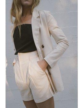 Ranger Shorts   Vintage White by St Agni