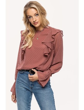Love Somebody   Pink by Loavies Blush Roze Top