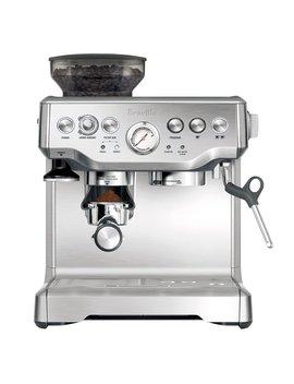 Breville Barista Espresso Machine   Silver   Brebes870 Xl by Breville