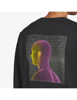 Adidas Originals Graphic Crew   Black by Pro Direct Select