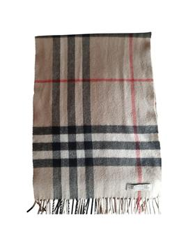 Cashmere Scarf by Burberry