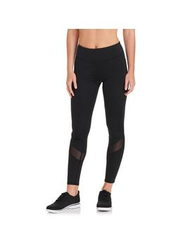 Mesh Inset Ankle Legging by G.H.Bass & Co.