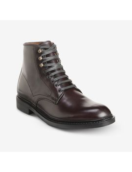 Higgins Mill Boot With Shell Cordovan Leather by Allen Edmonds