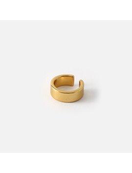 Luxe Chunky Metal Ear Cuff by Orelia