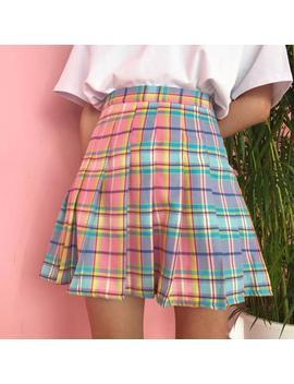 """Fruit Gusher"" Skirt by Aesthentials"