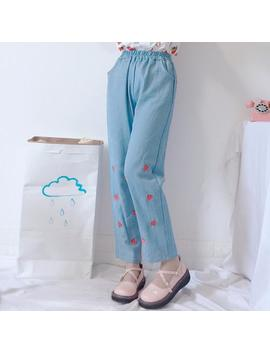 """""""Strawberry"""" Jeans by Aesthentials"""